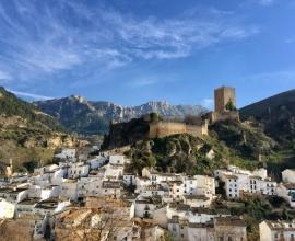 Pueblos bonitos en Jaén
