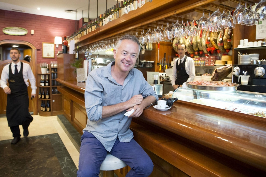 Michael Winterbottom's Trip to Spain