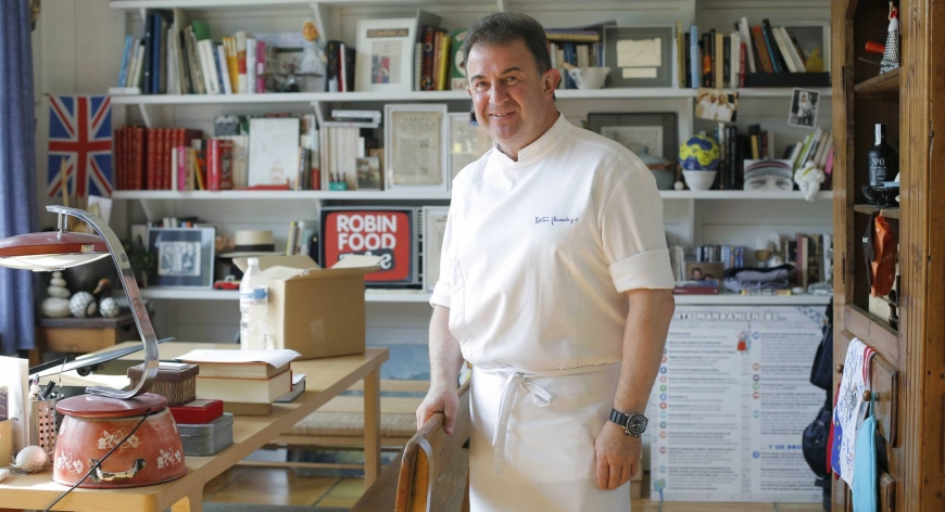 Lasarte becomes latest Spanish eatery to win three Michelin stars