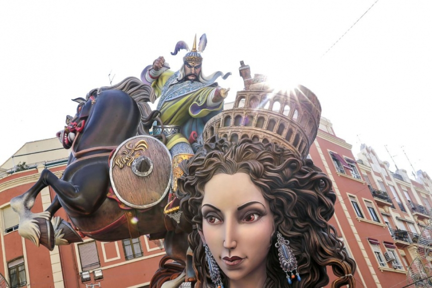 Everything about the Spanish Fallas